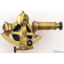 Cary HO47 small survey sextant